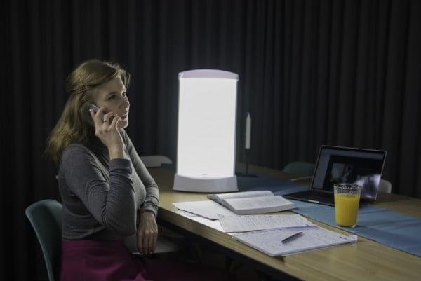 Lampa Fotovita pomaga zwalczyć depresję jesienno zimową